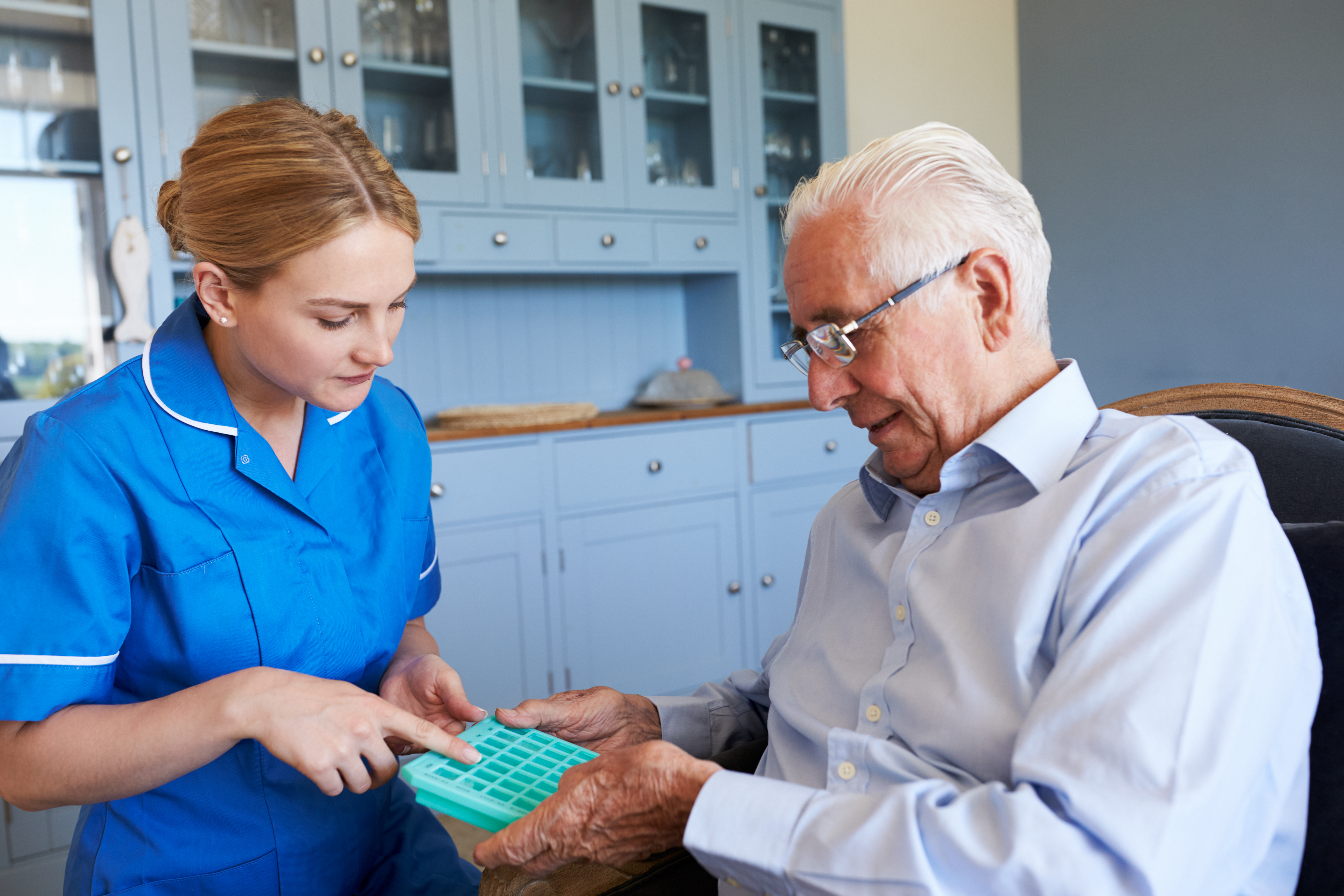 Live-in Carer | Abbots Care