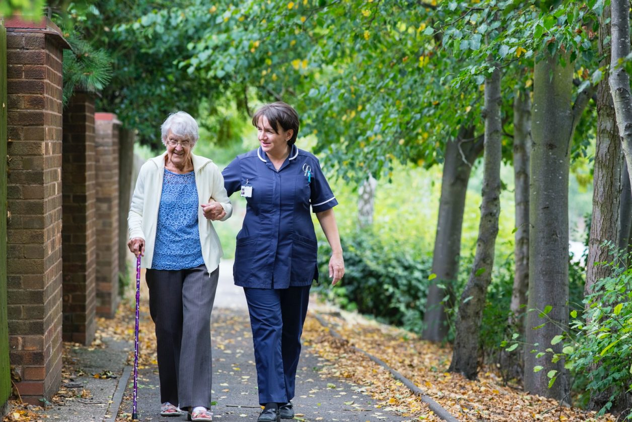 What is Dementia care like with Abbots Care?