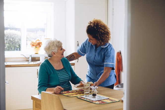 Supporting types of dementia